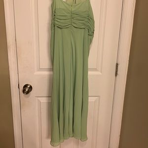 Apple Green Dress (Moving Sale)